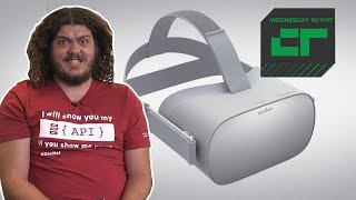 The $199 Oculus Go Standalone Headset | Crunch Report