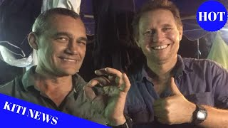 Thai cave: Australian divers Richard Harris and Craig Challen to be awarded honours, PM confirms