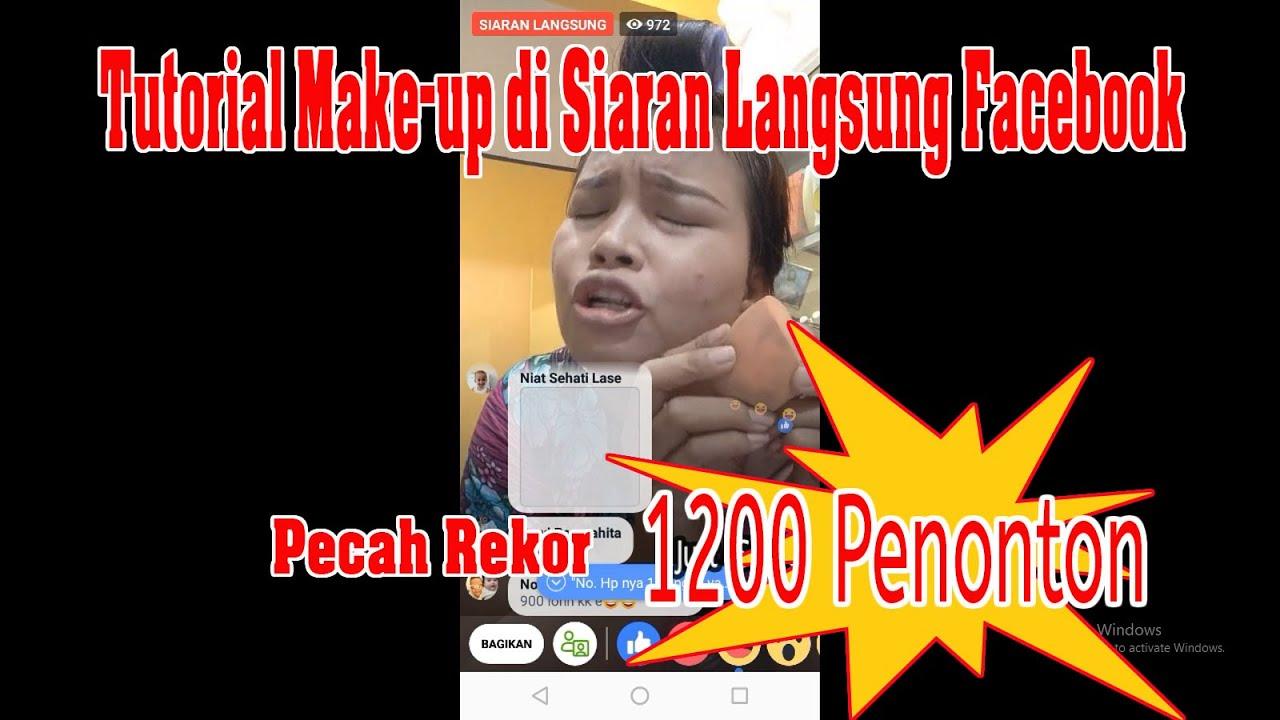 Karena LUCU Jualan LIVE FB Ibu Ini Capai 1200 Penonton