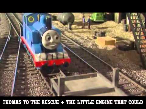 Thomas the train that could