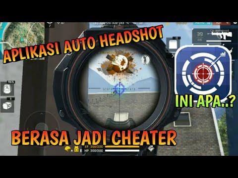 Cara Gampang Auto Headshot Berasa Jadi Cheater Garena Free Fire Youtube