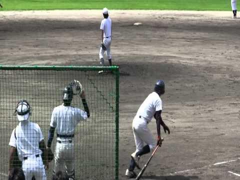 沖縄大学野球 紅白戦[沖国大]