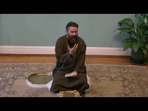 Sufi Teachings - Pir Zia Inayat Khan   10/21/18