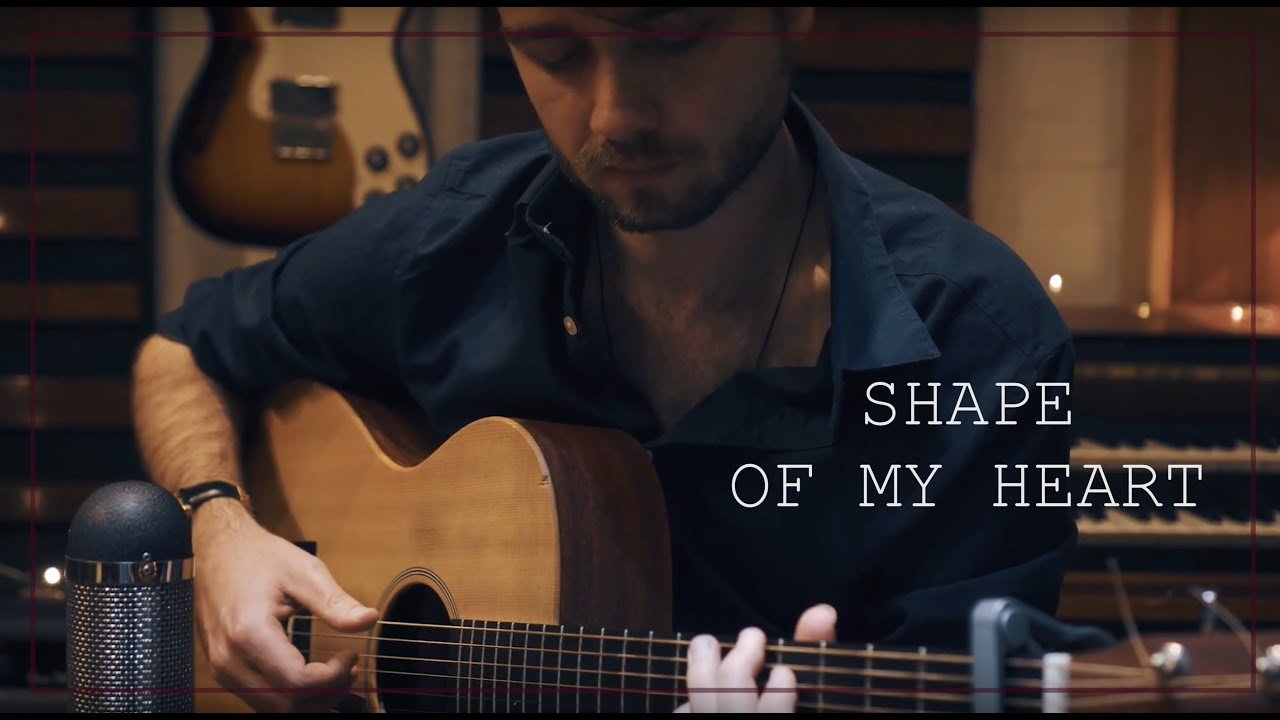 Shape Of My Heart - Bella River (Original Artist 'Sting') The Bookhouse Sessions