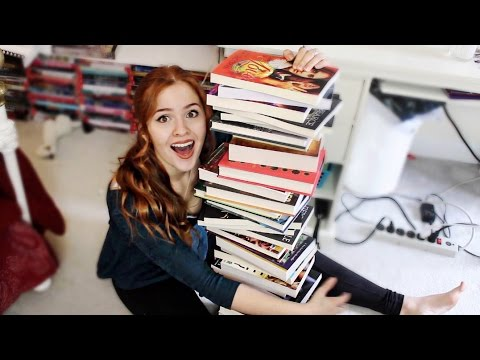 MY BIGGEST BOOK HAUL EVER