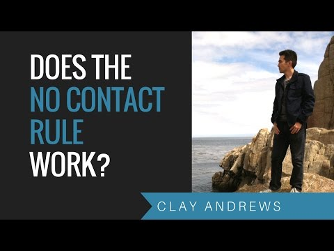 Does the no contact rule get your ex back permanently