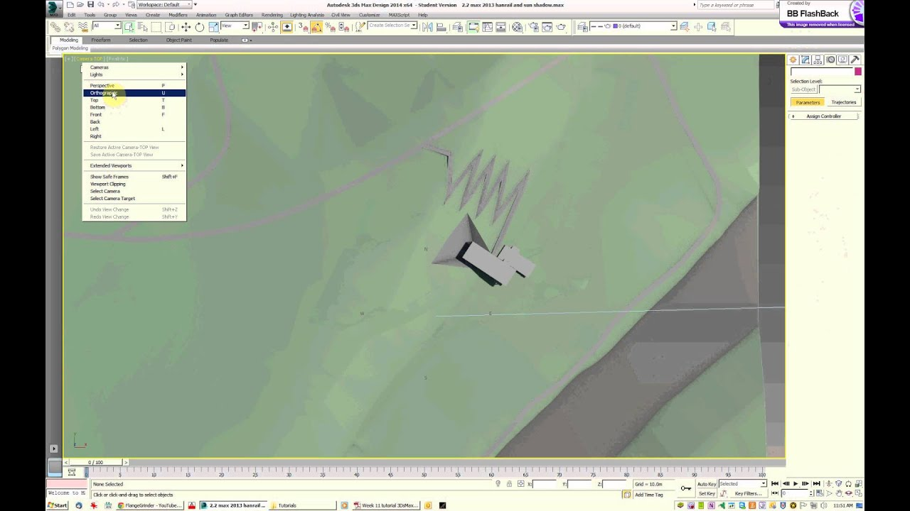 Sunshadow diagrams 3ds max youtube sunshadow diagrams 3ds max ccuart Gallery