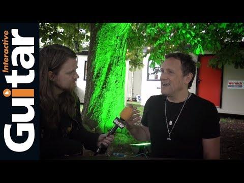 GiTV | Vivian Campbell Interview