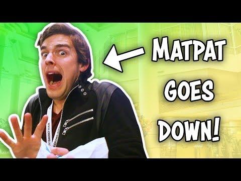 Hunting Down Matthew Patrick! (Matpat)