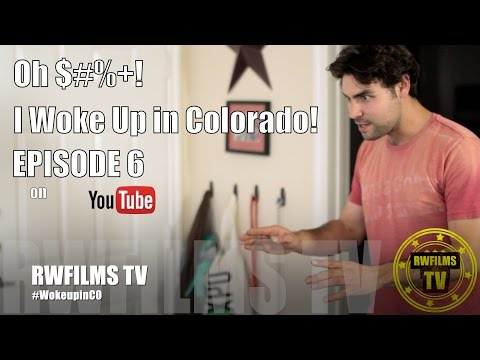 """Oh $#%+! I Woke Up in Colorado Ep.6 """"The Bag"""" - Comedy Web Series"""