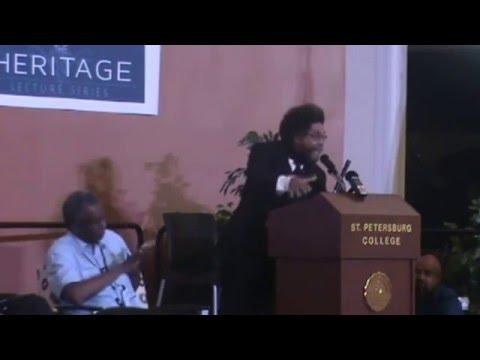 Cornel West at SPC  - January 2016