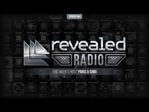 Revealed Radio 064 - Hosted by Paris & Simo
