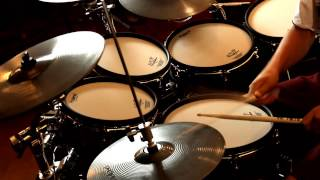 "Rockschool Drum Cover ""OLD BONES BLUES"""