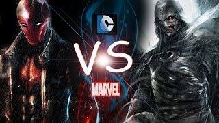 Redhood Vs Moon Knight - Comic Clash S4E2