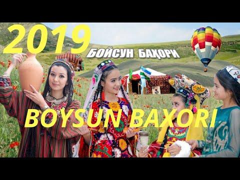 BOYSUN BAXORI 2019   БОЙСУН БАХОРИ 2019