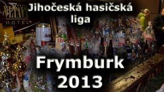 Frymburk 2013, Jihočeská hasičská liga