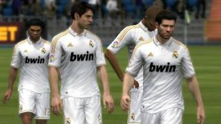 FIFA 12 Real Madrid vs Barcelona Part 1 (HD 1080p)