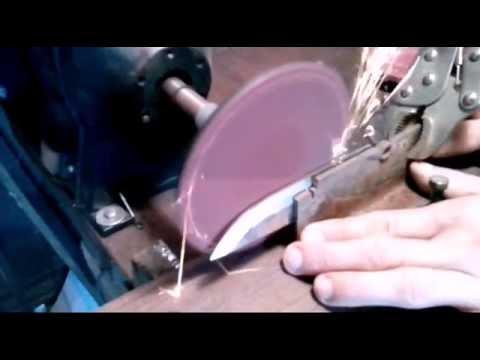 Спуски ножа на тарелке. Нюансы работы( по вопросам зрителей)