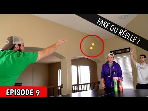 FAKE OU RÉELLE ? - DUDE PERFECT ( EPISODE 9 )