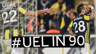 #UEL IN 90: Match Day 4 Roundup
