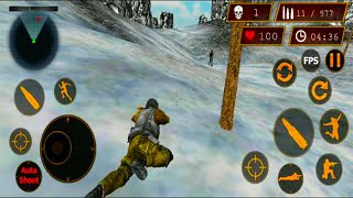TPS Counter Terrorist Shooting Strike - Android GamePlay - Shooting Games Android #3