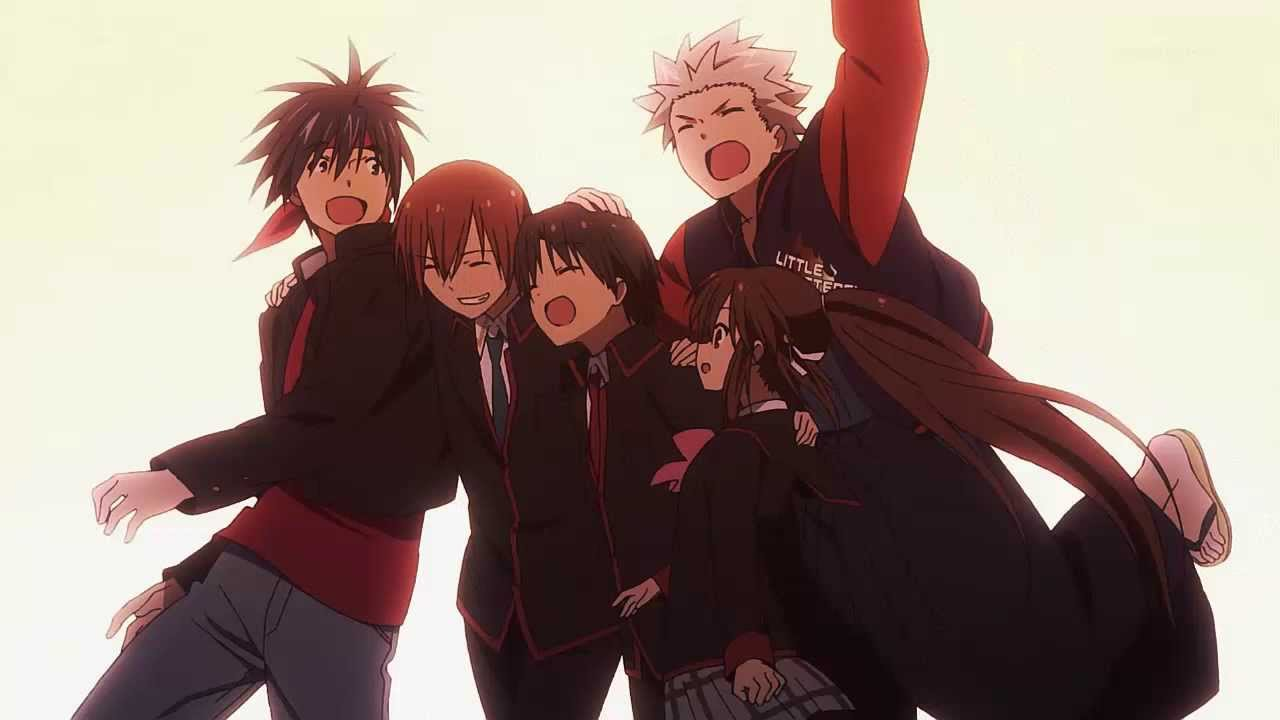 Little Busters Refrain Song For Friends By Rita Ending Full