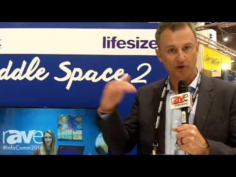 InfoComm 2016: SYNNEX and Lifesize Demonstrate Icon Series of Cloud Conference Solution