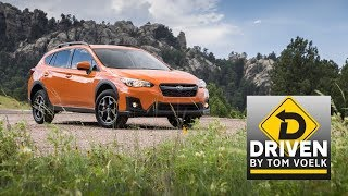 2018 Subaru Crosstrek Premium Car Review