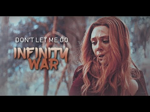 Infinity War I don't let me go (DEATHS spoilerwarning)