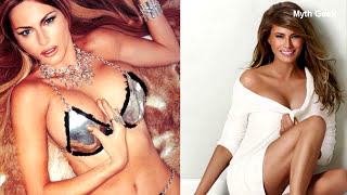 Melania Trump Hottest and Sexiest Photos  of Donald Trump's Wife First Lady US.