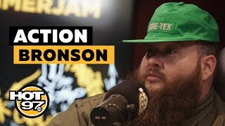 CRAZY Stoner Talk w/ Action Bronson + Rosenberg Shares His Wildest Dab Moment