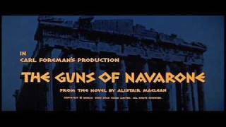 The Guns of Navarone (1961) - Mitch Miller Sing Along Chorus