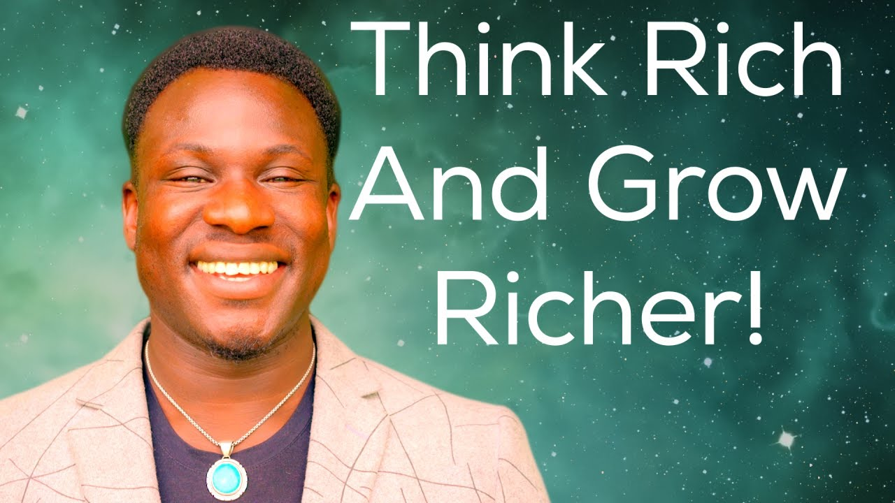 think rich Think and grow rich (original version) by napoleon hill published in 1937, hill draws on stories of andrew carnegie, thomas edison, henry ford, and other millionaires of his generation to illustrate his principles.