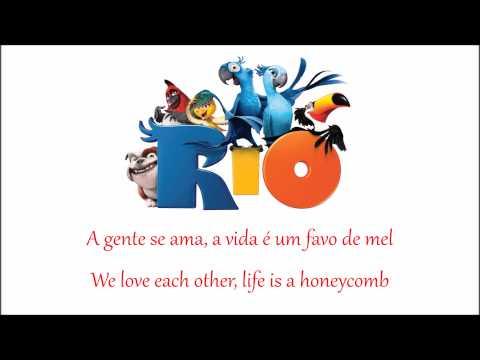 Rio - Real in Rio - Brazilian Portuguese [SUBS + TRANS]