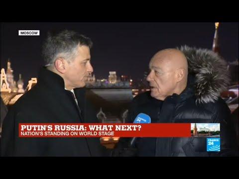 Russia Election: Vladimir Pozner on Putin's next six years