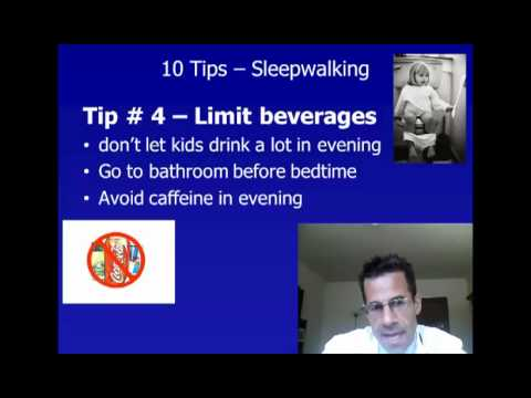 Sleepwalking 10 Tips to Identify, Prevent, and Treat
