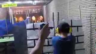 Regalado Indoor Firing Range, Calapan City