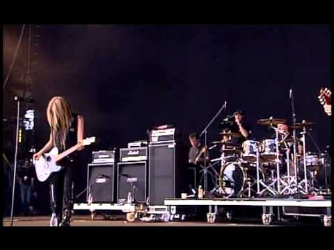 Avril Lavigne - Unwanted @ Live at Rock AM Ring 2004