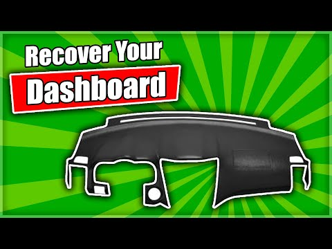 Fix Your Cracked Dashboard