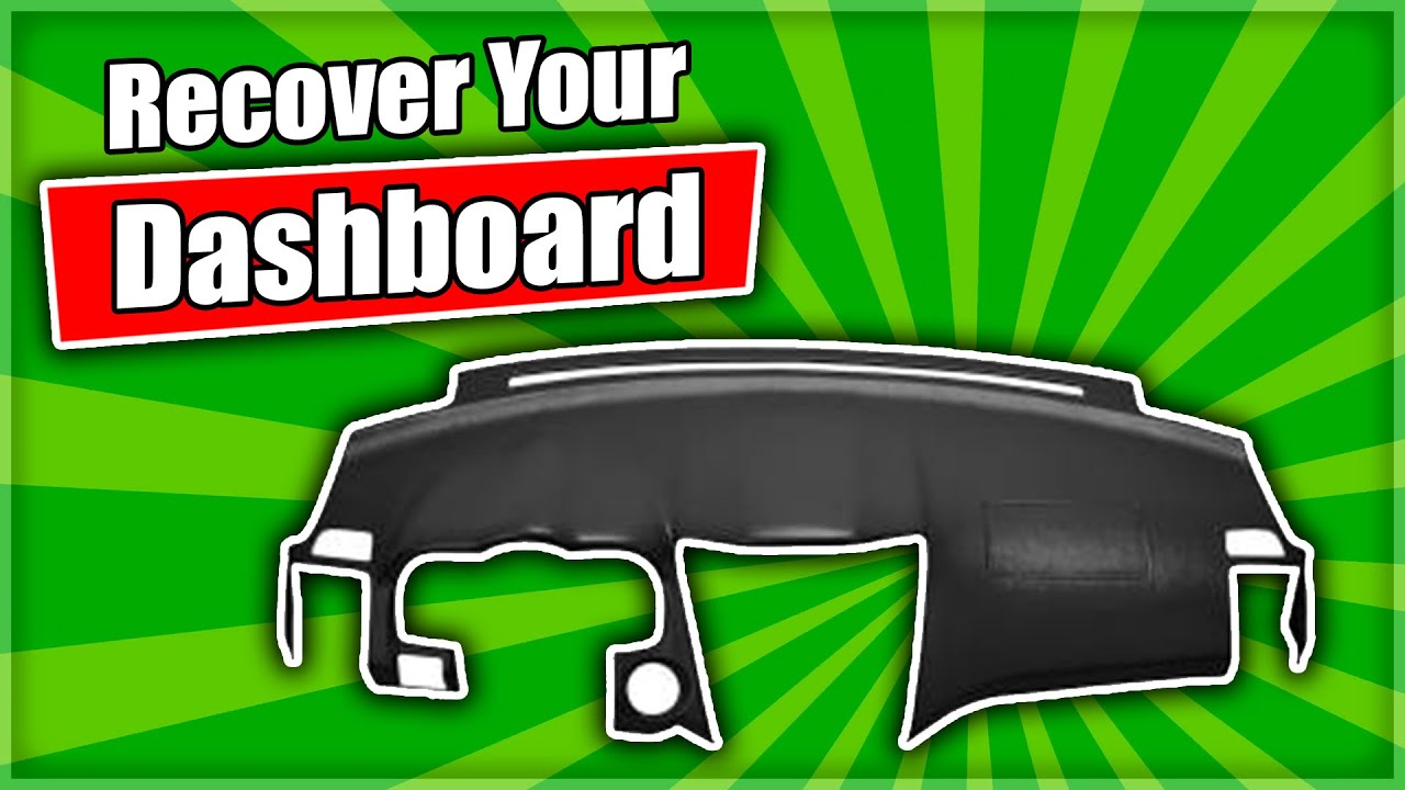 Easy Way to Fix Your Cracked Dashboard
