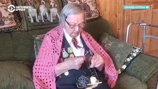 98-летняя ветеран из Петербурга собрала 2 млн рублей для медиков