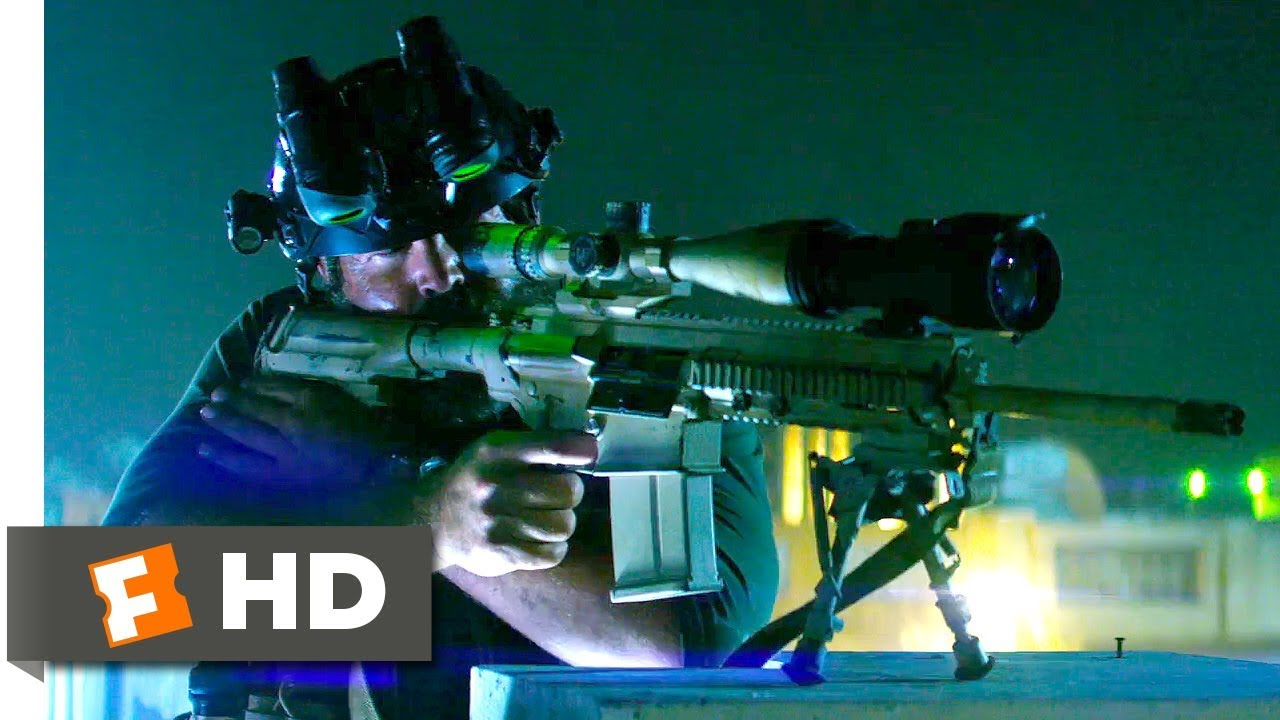 Download 13 Hours: The Secret Soldiers of Benghazi (2016) - The First Wave Scene (6/10)   Movieclips