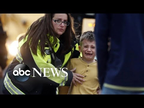 1 dead 8 injured after Colorado school shooting