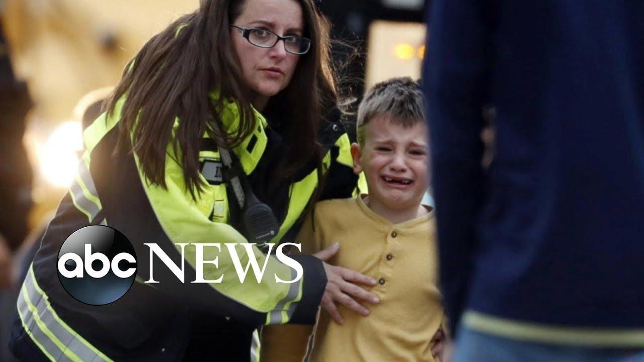1 dead, 8 injured after Colorado school shooting