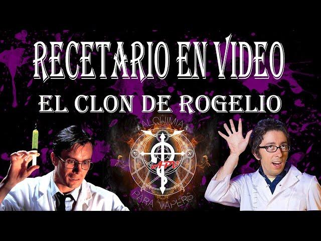El nuevo clon de de Rogelio