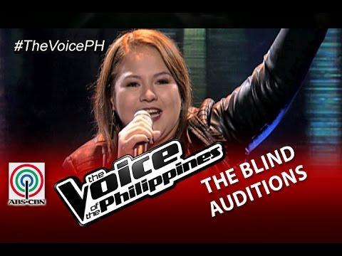 """The Voice of the Philippines Blind Audition  """"What's Up"""" by Karla Estrada (Season 2)"""
