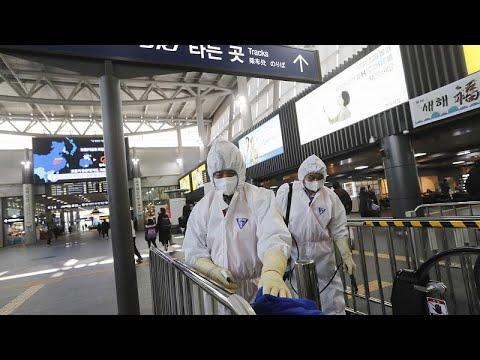 ارتفاع حصيلة الوفيات والإصابات جراء فيروس كورونا الجديد في الصين …  - نشر قبل 5 ساعة