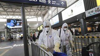 ارتفاع حصيلة الوفيات والإصابات جراء فيروس كورونا الجديد في الصين …
