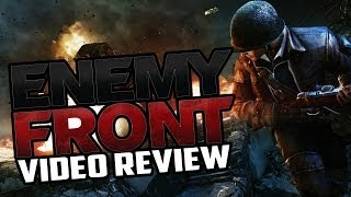 Enemy Front PC Game Review