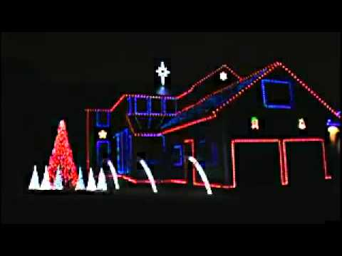 7 best christmas light shows ever wow - Best Christmas Light Shows